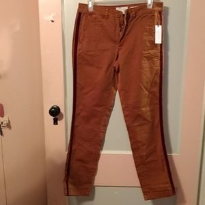 CHINO By Anthropologie Relaxed Pants NWT